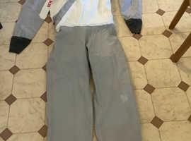 Dry suit Rukka.