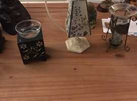 T light holder and scented  oil burners