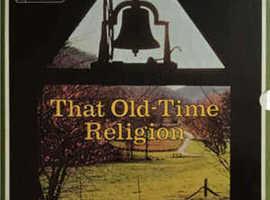 Old Time Religion 8 LP set Readers Digest