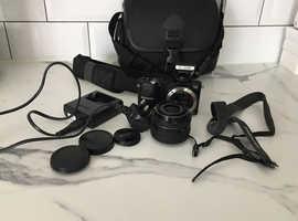 Hardly used Smart WiFi Digital camera
