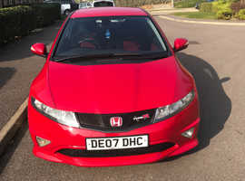 Honda Civic Type R GT Satnav Model FSH