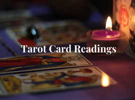 Tarot Reading, Intuitive and Empathetic Guidance £7