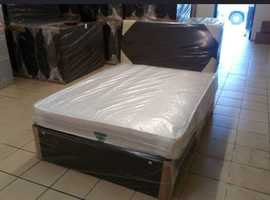 Factory Outlet  Brand New  Double Size Divan Bed