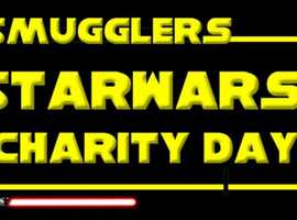 Star wars charity day