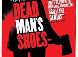 for sale a Shane Medows film, Dead Mans Shoes ,excellent condition.watched once,