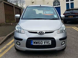 Hyundai I10 1.2 COMFORT 5door 2011 *1 Year Warranty* Low Mileages,52k