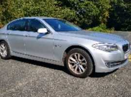 BMW 5 Series, 2012 (12), Manual Diesel, 160,000 miles
