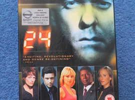 24 Drama series box sets
