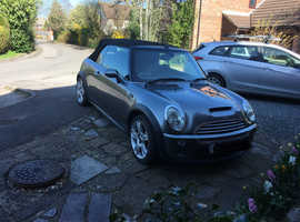 Mini MINI, 2005 (55) Grey Convertible, Manual Petrol, 103,000 miles