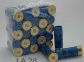 Jocker 21 gram 7.5 12 gauge fibrewad shotgun cartridges