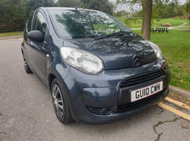 CITROEN C1 VT 2010,METALLIC GREY,NEW MOT,RECENTLY SERVICED,£20 A YEAR ROAD TAX,£1995,WAS £2375