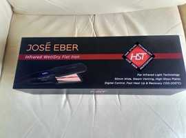 José Eber HST Infrared Wet/Dry Flat Iron BRAND NEW UNUSED
