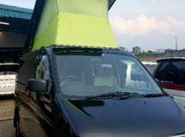 Mazda Bongo 1995 Auto pop top campervan professional rear conversion -  MOT til June 2020