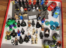 Lego Figures Joblot