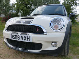 Pepper White Mini Cooper S - Chili pack, Visibilty Pack, Xenon Headlights