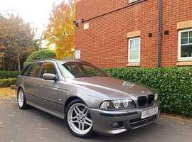 "2003 53 REG BMW 5 Series E39 3.0 530i Sport Touring Auto 5dr "" ESTATE "" HPI CLEAR """