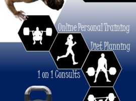 Online Personal Fitness Training and Diet Planning