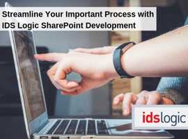 Streamline Your Important Process with IDS Logic SharePoint Development