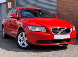 Just In, Lovely Volvo S40 1.6S, Very Low Miles, Immaculate Condition Throughout, Drives Like New!!