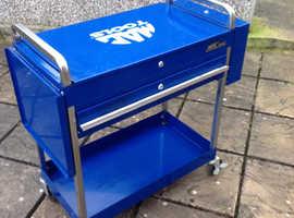 Mac Tools cart tool box