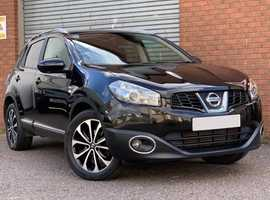 2013 Nissan Qashqai 1.5 dCi 2WD N-TEC+ Lovely Low Mileage Example