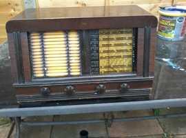 1957 radio.