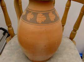 Pottery   water jug