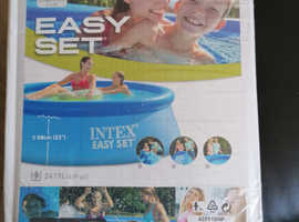 Brand new 8ft Easy Set Pool *SOLD*