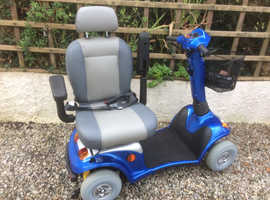 KYMCO MIDI SPECIAL X MOBILITY SCOOTER, IMMACULATE CONDITION