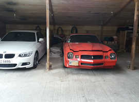 Caravan / Car Storage