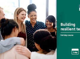 Building Resilient Teams - Full day training. Worcester December 11th
