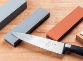 Knife sharpening - Knives sharpening service - London - door to door