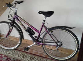 Two as new Ladies Bicycles