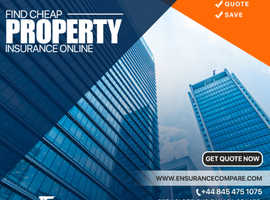 Get Commercial Property Insurance Quotes - EnsuranceCompare