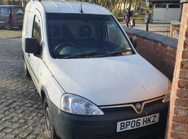 Vauxhall Combo 1.3 1 Year MOT