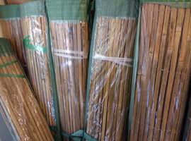 Bargain fence, beautiful bamboo screen fencing