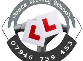 Costa Driving instructor