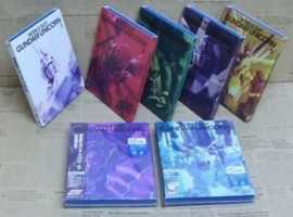 Anime-Gundam Unicorn Blu Rays 1-7 Japanese Region A Boxset