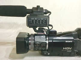 Sony HVR-A1E Professional Camcorder