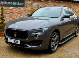 Maserati LEVANTE 3.0D Auto, Huge Specification