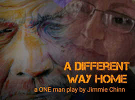 'A DIFFERENT WAY HOME' - Manor Theatre Company
