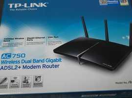 TP Link AC750 Modem router