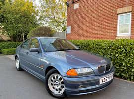 """1999 V REG BMW 3 Series E46 1.9 318i SE 4dr """" LAST OWNER FOR 18 YEARS """" HPI CLEAR """""""