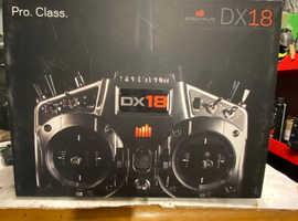 Dx18 pro class