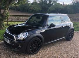 Mini MINI, 2011 (11) Black Hatchback, Manual Petrol, 58,000 miles
