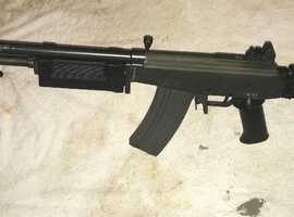 Israeli Galil 5 56 ARM Light Machine Guns with Polymer Furniture
