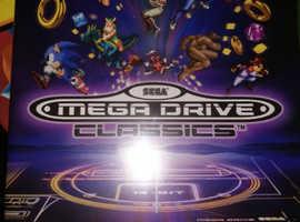 Sega Megadrive Classics Xbox one