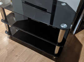 Glass Tv stand FREE Collection only
