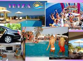 Dream holiday rentals in Ibiza