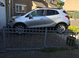 Vauxhall MOKKA wanted